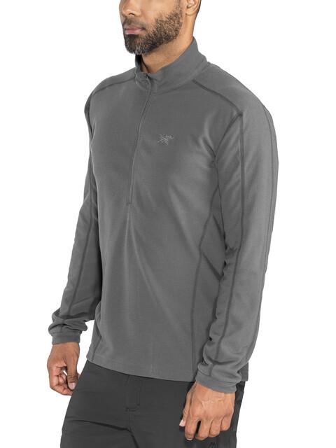 Arc'teryx Delta LT Zip Shirt Men Pilot